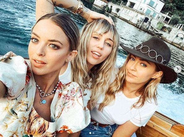 Miley Cyrus, dietro la rottura con Liam Hemsworth c è una donna: Kaitlynn Carter