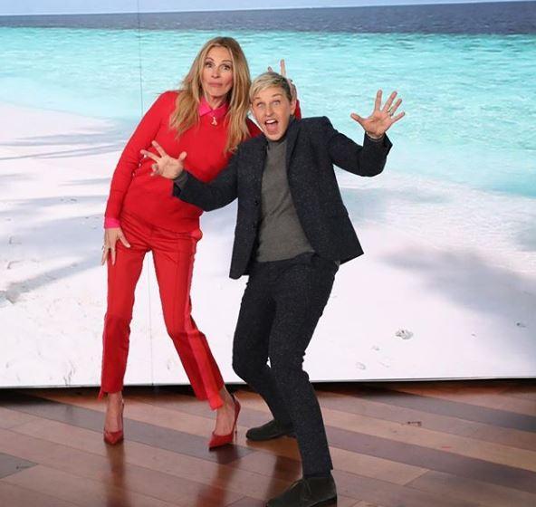 Ellen DeGeneres dating spettacolo
