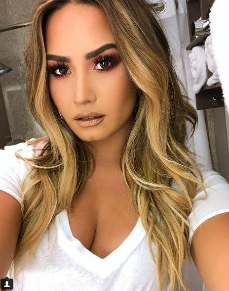Demi Lovato, eccola negli scatti più recenti