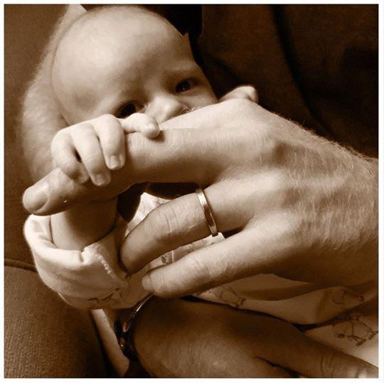 Archie, le foto del baby Sussex
