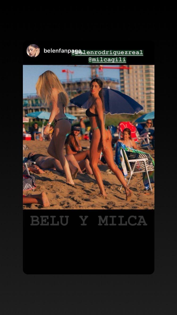 Belen torna a Buenos Aires: affari o amore sudamericano?
