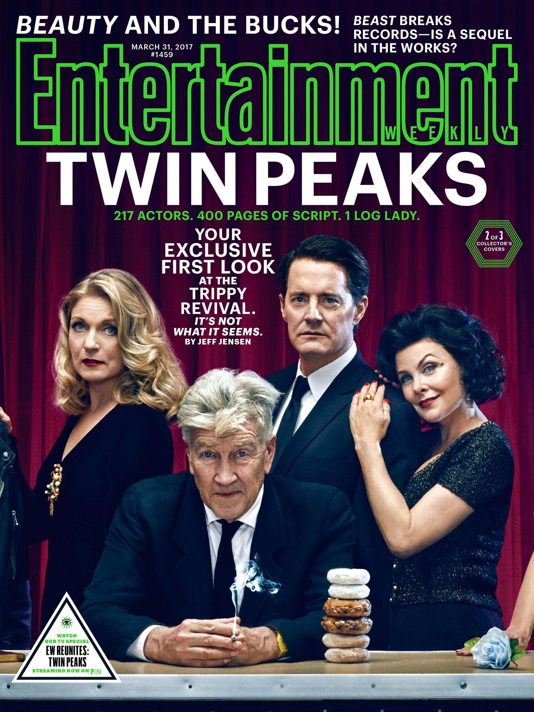 Twin Peaks : ecco il look dei protagonisti, 26 anni dopo