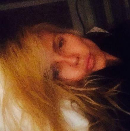 Heidi Klum senza trucco a letto