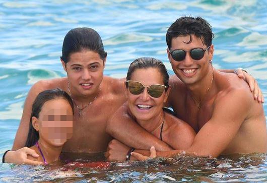 Simona Ventura non è più single. Giovanni Terzi conferma:  Ci frequentiamo da un mese