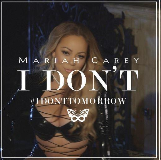 Mariah, che curve bollenti!