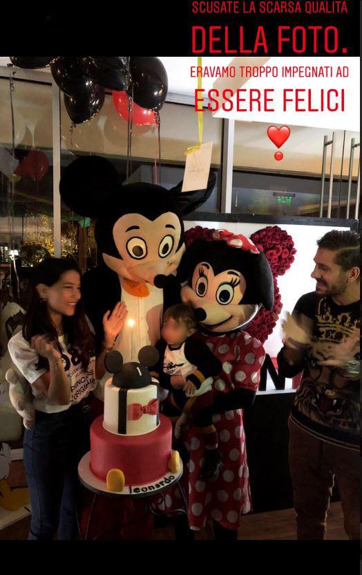 Compleanno da baby-vip: guarda le feste della piccola Icardi, di Cerci Jr e della figlia della Leofreddi