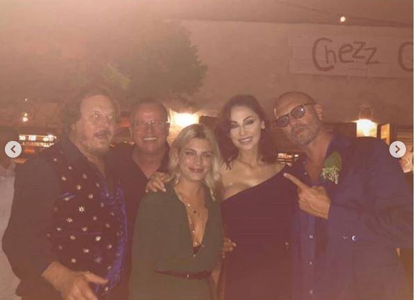 Formentera, Anna Tatangelo e Gigi D Alessio vanno a nozze