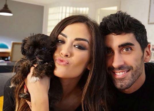 Giorgia Palmas e Filippo Magnini, la famiglia si allarga