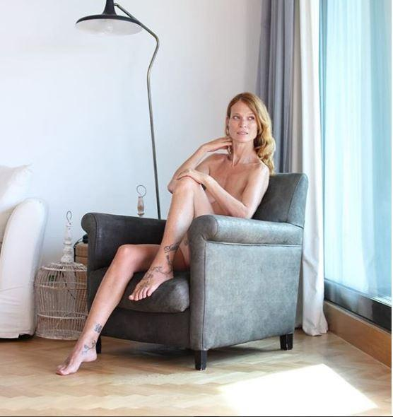 Jane Alexander, la gieffina sexy su Instagram