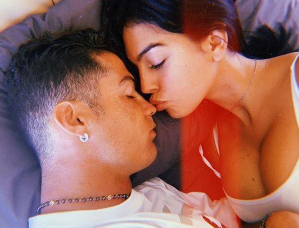 Georgina Rodriguez:  Non è sempre facile stare con Ronaldo