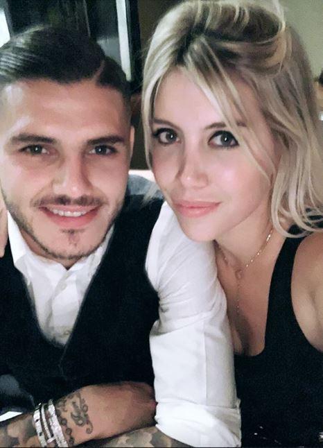Mauro Icardi e Wanda Nara, ecco la festa post-derby