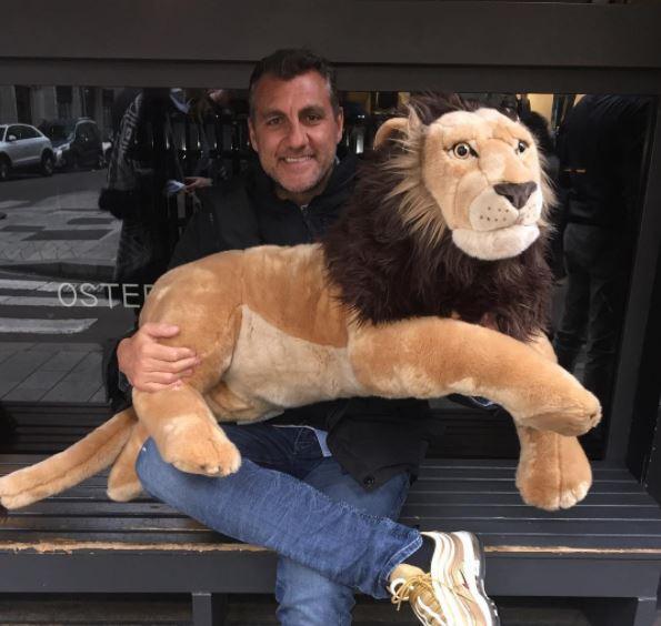 Caracciolo e Vieri stanno insieme: la prima foto ufficiale