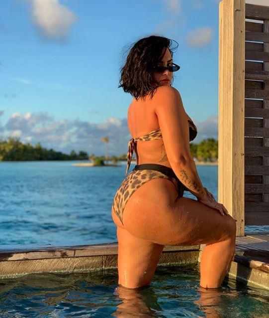 Demi Lovato contro il body shaming:  Orgogliosa delle mie curve