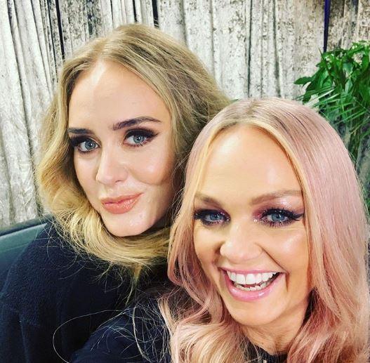 Adele superfan delle  Spice Girls