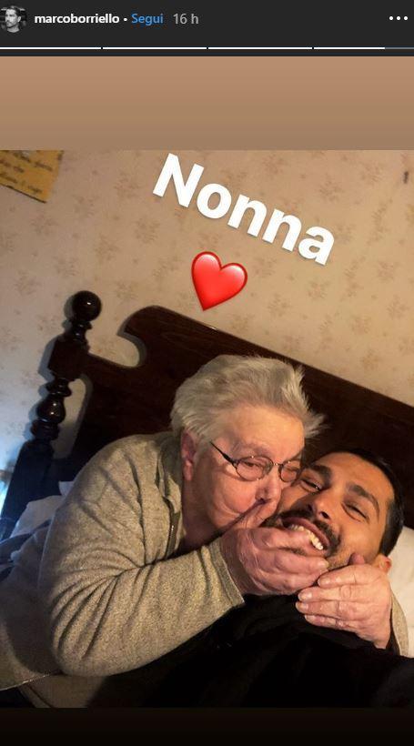 Da Alessia Marcuzzi a Fedez, guarda i vip con i nonni