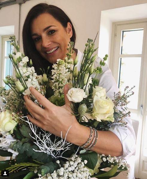 Alena Seredova apre le porte della sua nuova casa