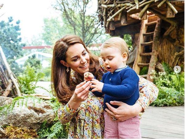 William e Kate, una giornata al parco con i bambini