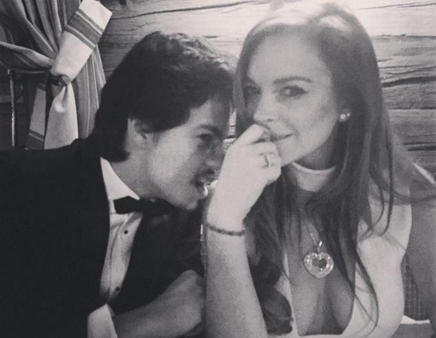 Lindsay Lohan e Egor Tarabasov presto sposi?