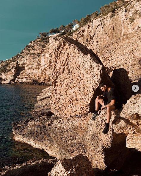 Jeremias e Soleil, vacanza d amore a Ibiza