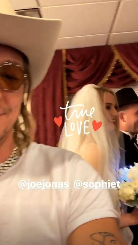 Sophie Turner e Joe Jonas, nozze a sorpresa