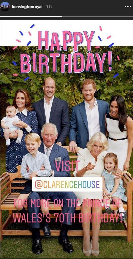 Il principe Carlo compie 70 anni: ritratto di un nonno felice