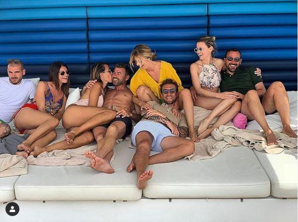 Calciatori in vacanza: da Ronaldo a Icardi guarda chi prende il largo