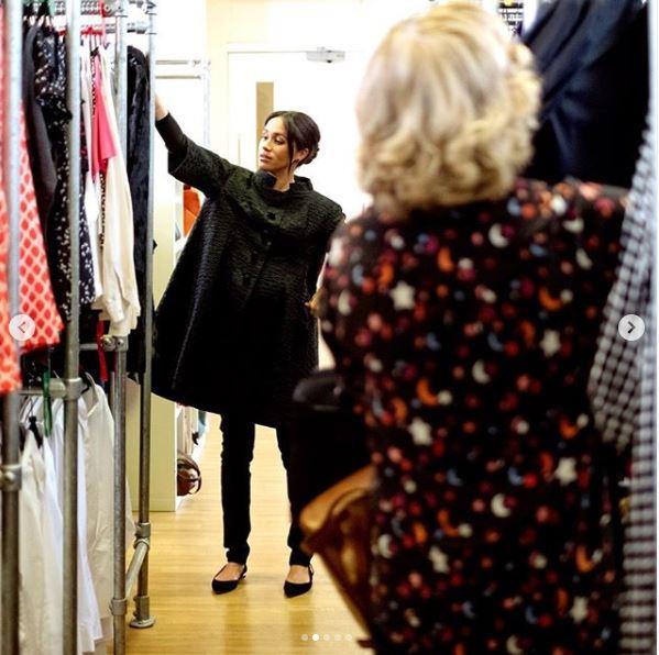 Meghan Markle lancia una linea di vestiti