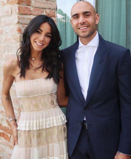 Alvaro Morata-Alice Campello, le immagini delle nozze a Venezia