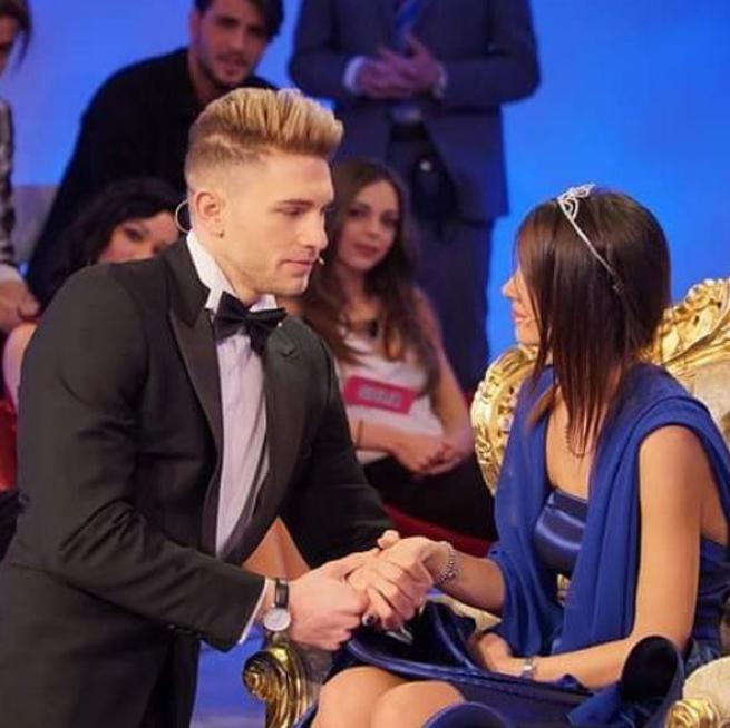 Uomini e Donne : Teresa e Salvatore presto sposi, la dichiarazione in tv