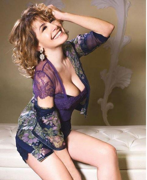 Barbara d Urso, 60 anni in foto