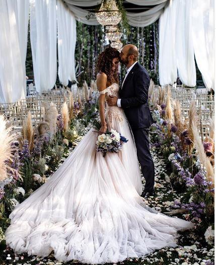 Paola Turani si sposa: il sì a Riccardo Serpellini