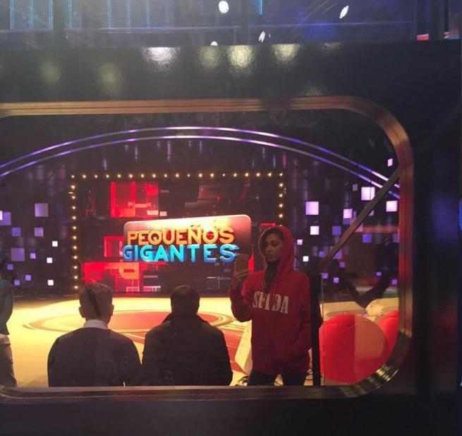 Piccoli giganti , fervono i lavori del nuovo talent show di Canale 5