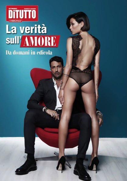 Fabrizio Corona ricomincia dal gossip
