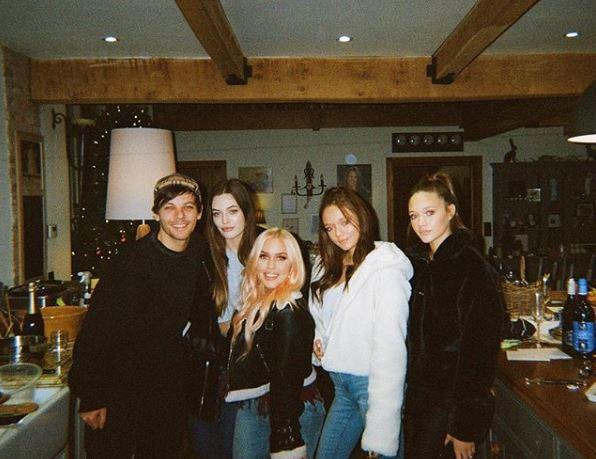 Louis Tomlinson degli One Direction e la sorella Félicité trovata morta