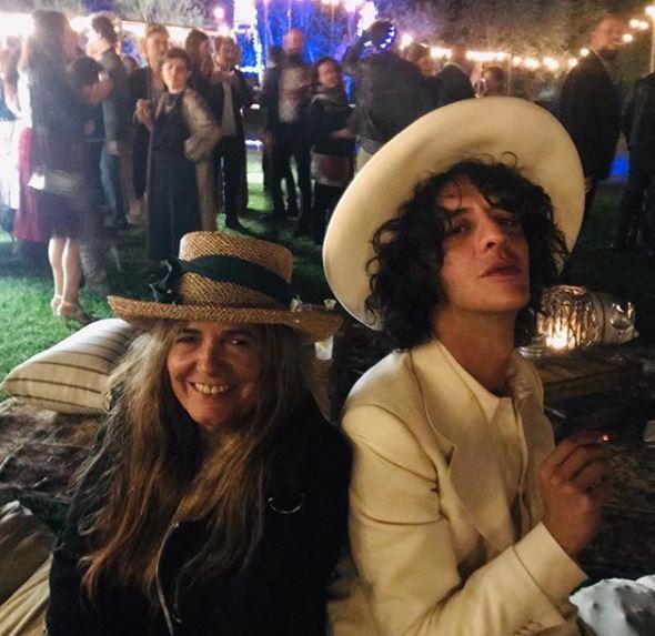 Carolina Crescentini e Motta, matrimonio in gran segreto in Toscana