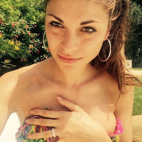 Linda Morselli:  Amo ancora Valentino Rossi