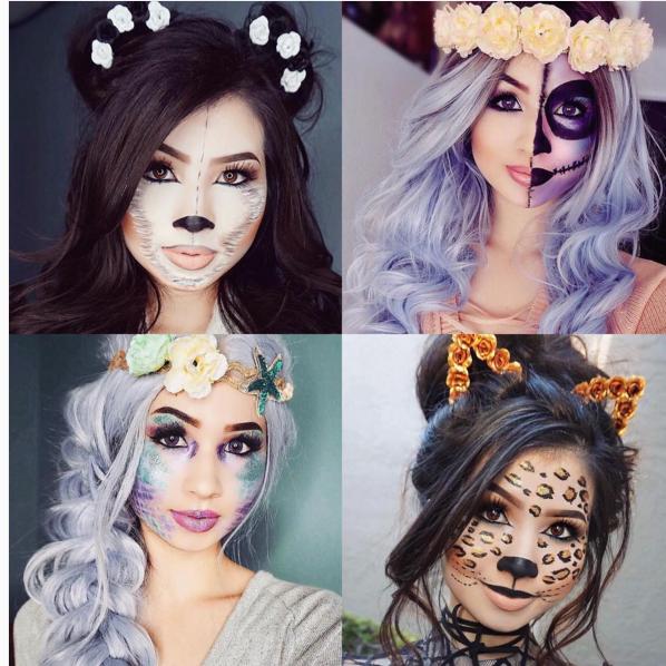 Halloween  il make up per la festa delle streghe - Tgcom24 0676c4a206eb