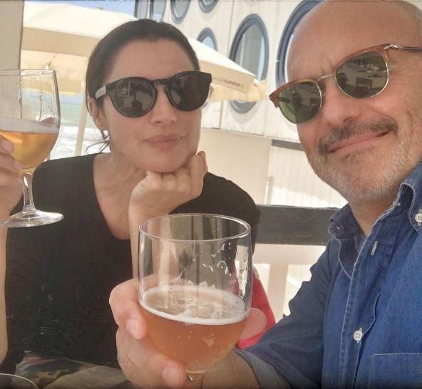 Luisa Ranieri e Luca Zingaretti in un mare d amore