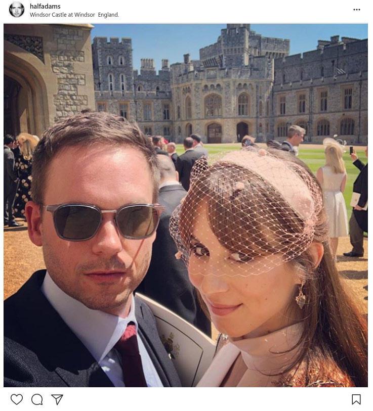 Royal Wedding, guarda le foto social degli amici
