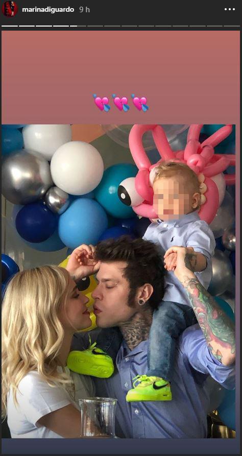Leone, primo compleanno social per il baby Ferragnez