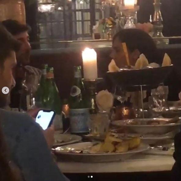 Iannone e De Lellis a cena insieme a Milano, le prime foto