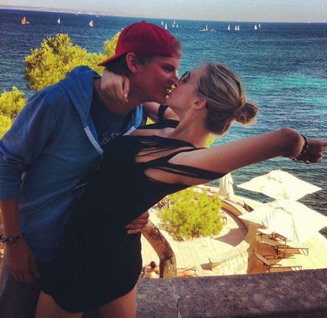 Emily Goldberg ricorda Avicii, suo ex fidanzato, sui social