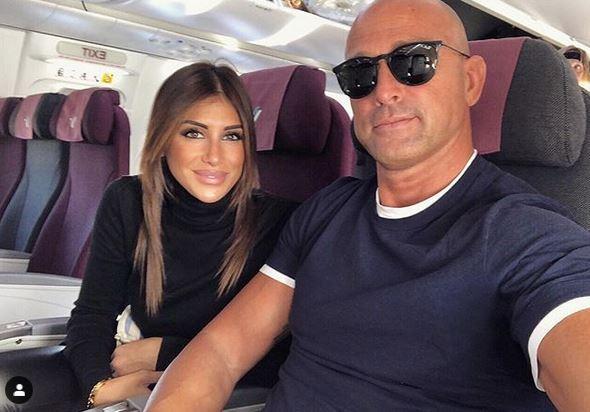 Nicoletta Larini, la fashion designer è la fidanzata di Stefano Bettarini