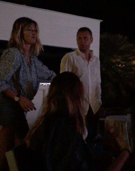 Antonio Cassano si scatena con Insigne e lady Marchisio