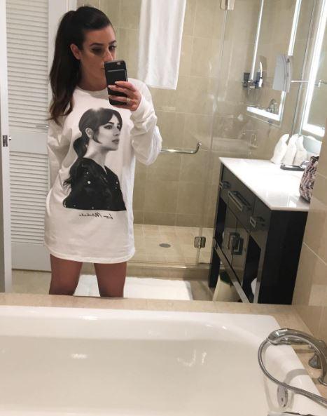 Lea Michele, cantante per  terapia