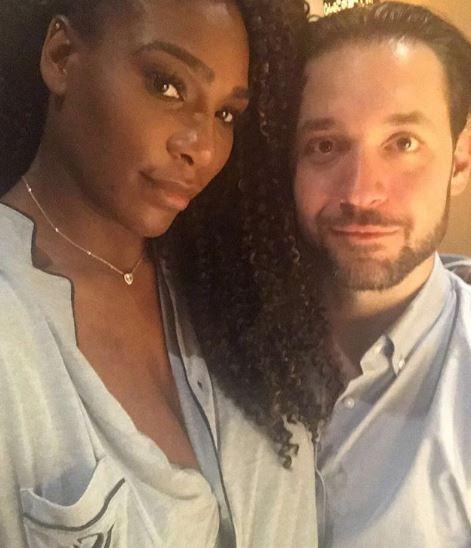 Serena Williams, matrimonio da un milione di dollari