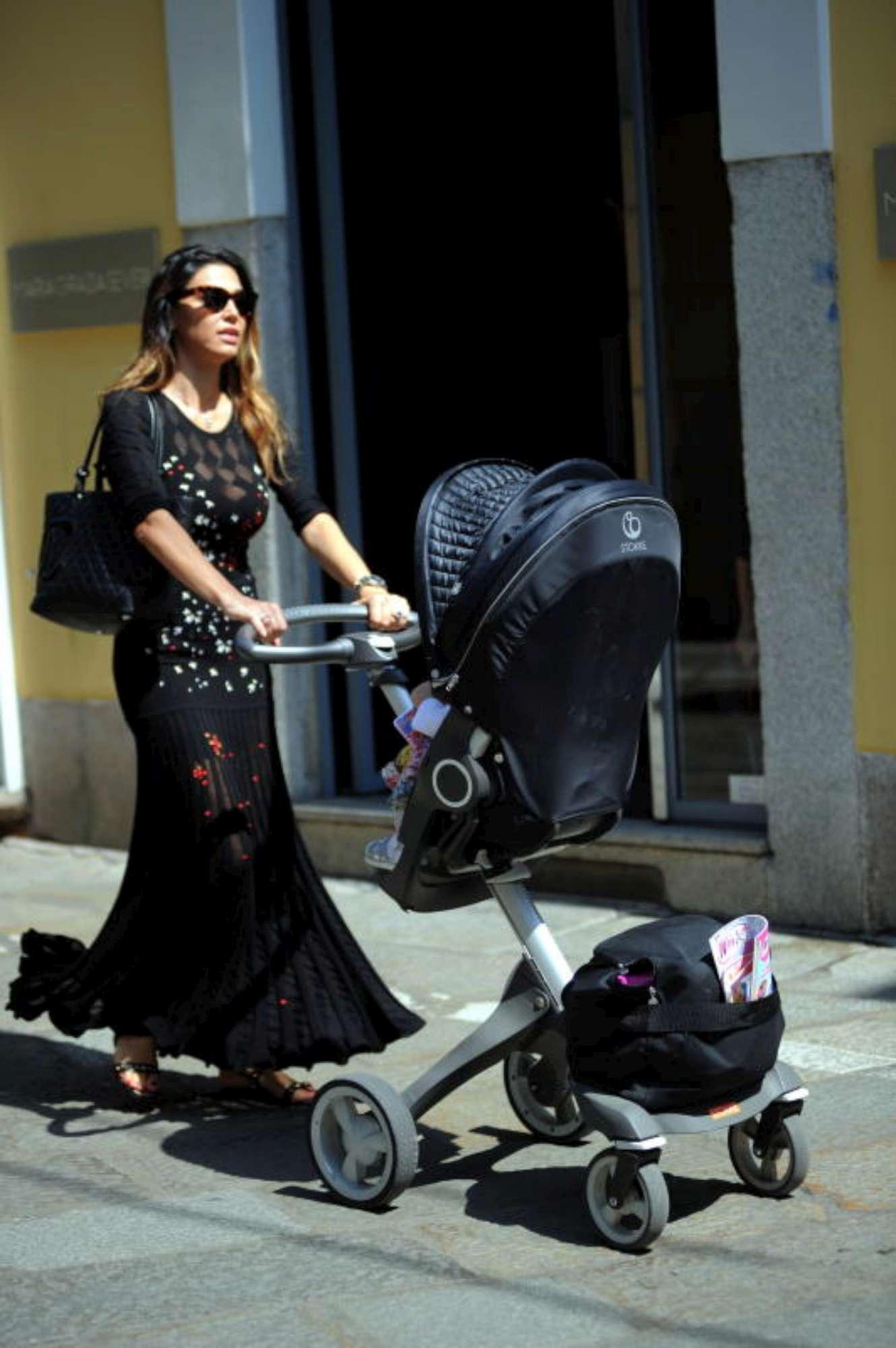 Struscio e shopping, guarda le giornate milanesi dei vip