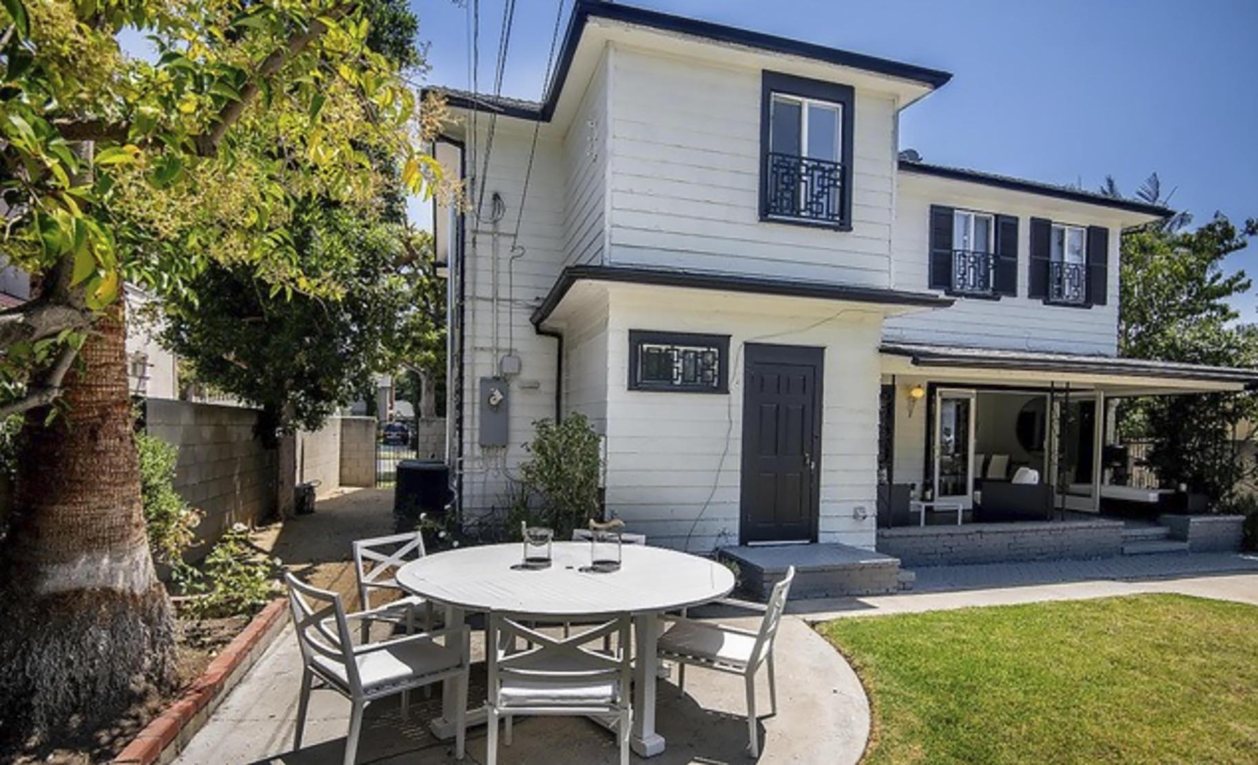 Ritorna in vendita l ex casa di Meghan Markle a Los Angeles dove viveva con il primo marito