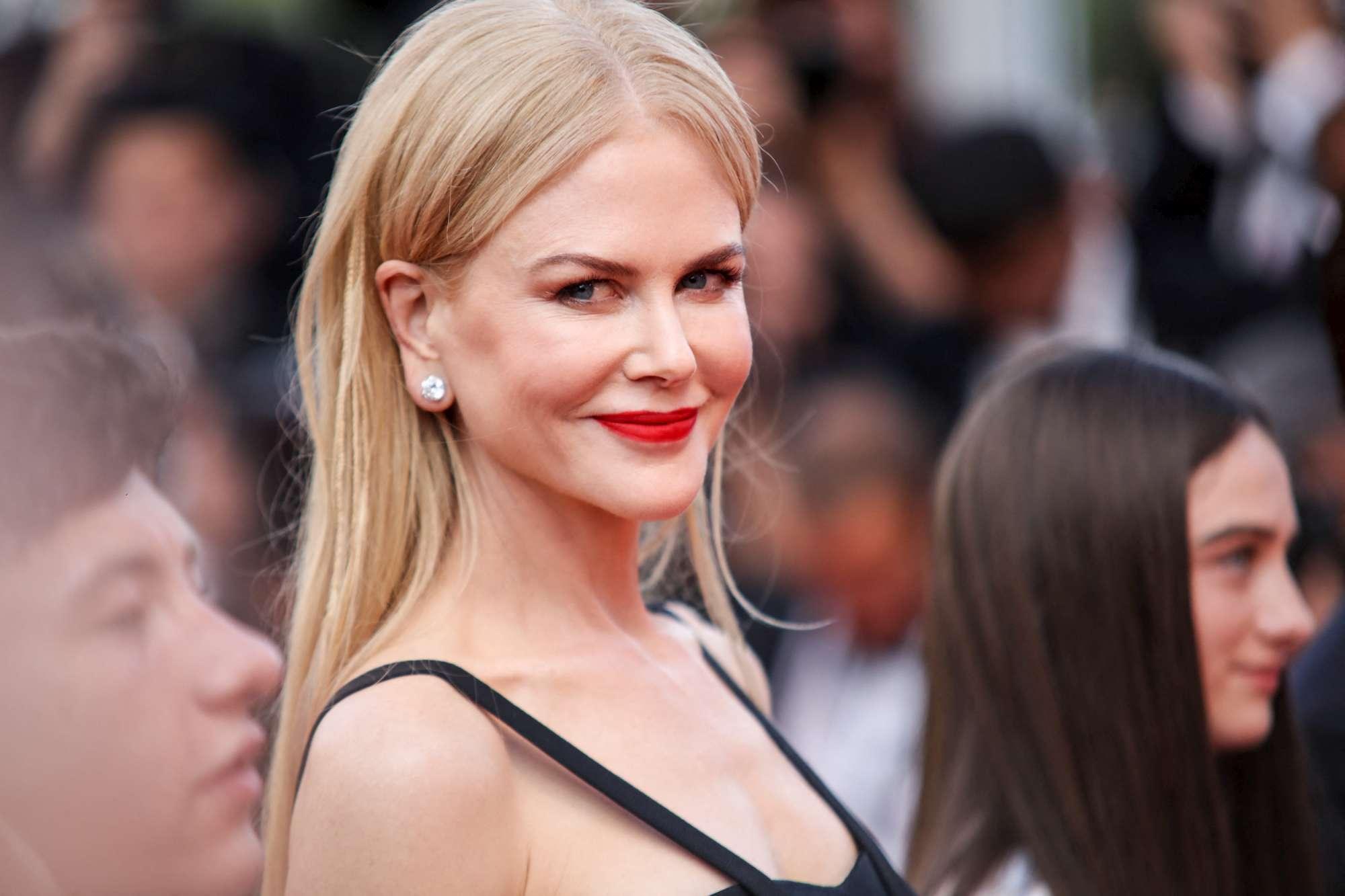 Nicole Kidman, fascino magnetico a Cannes