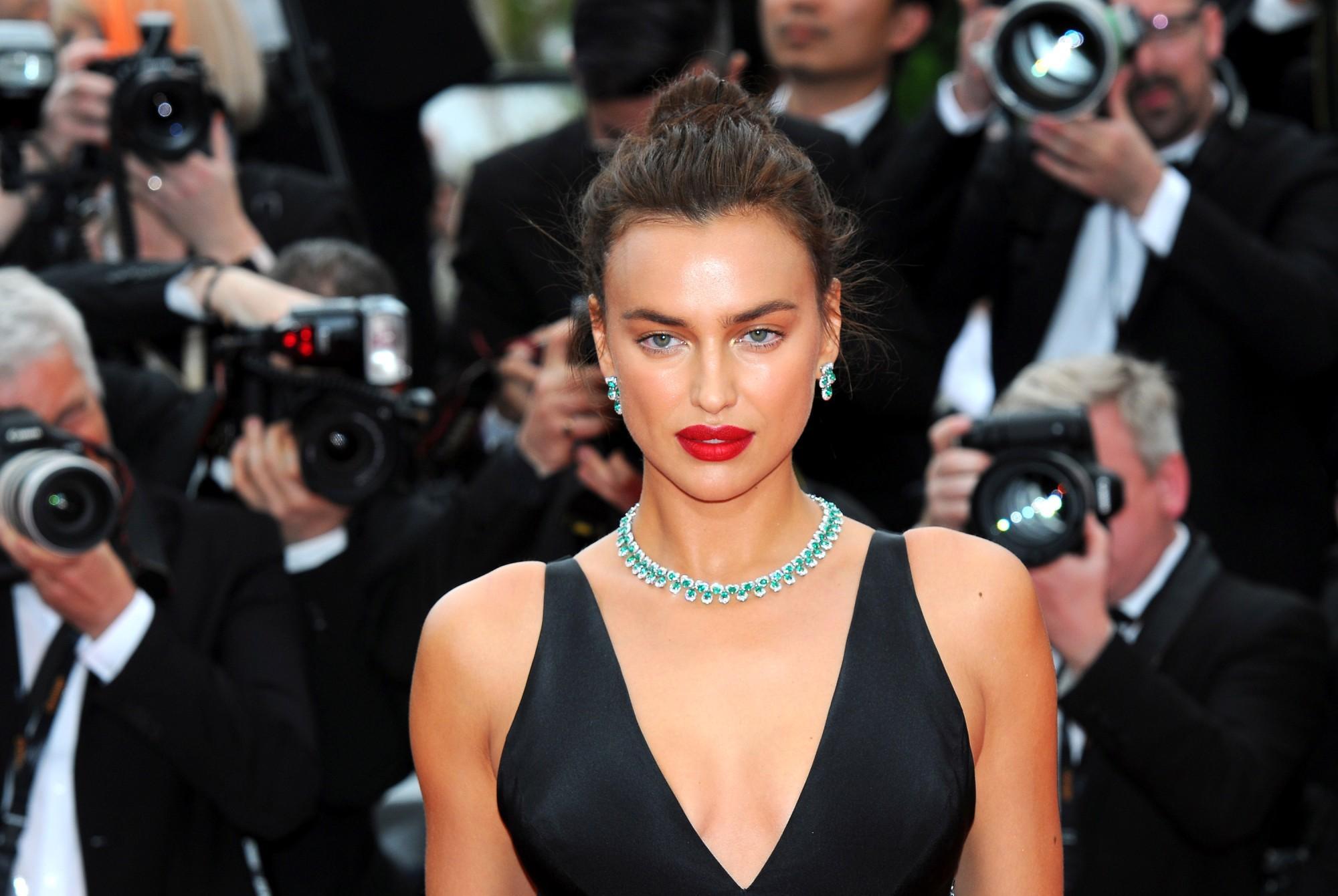Cannes 2018, Irina Shayk illumina il secondo red carpet delle stelle
